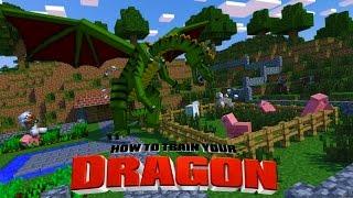 Video Minecraft - HOW TO TRAIN YOUR DRAGON - #51 'DRAGON HUNTERS' MP3, 3GP, MP4, WEBM, AVI, FLV Agustus 2018