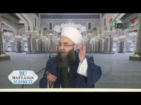 Cübbeli Ahmet Hocaefendi'nin 12.03.2015 Tarihli Ahmet Yesevi Sohbeti