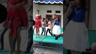 Ultah denis putri aprisa special kanggo riko