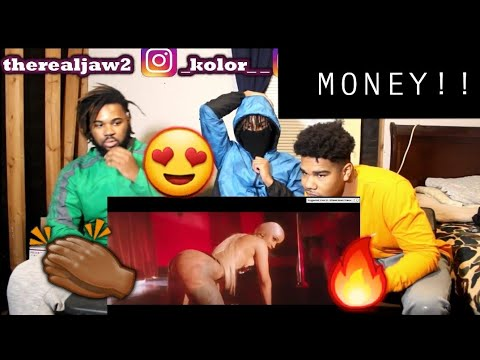 Cardi B - Money [Official Music Video] REACTION!!