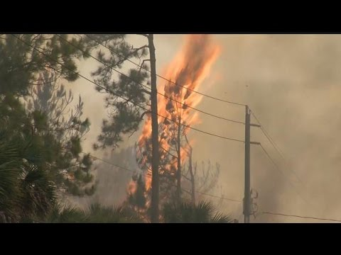How to know when to call 911 if you see smoke in Collier County