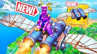 *NEW* AIRPLANES = CANNONS!! - Fortnite Funny WTF Fails and Daily Best Moments Ep.970