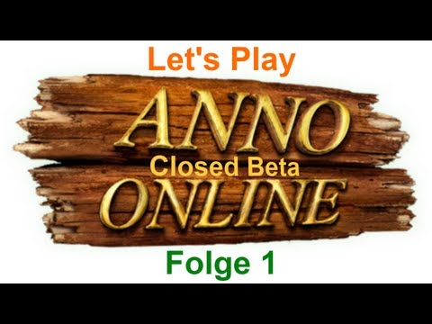 Anno Online — Let's Play Closed Beta #1