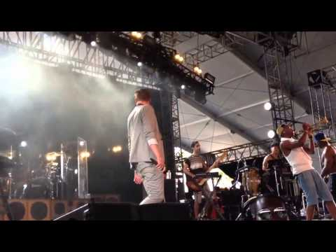 Rudimental w/ John Newman - Feel The Love (Live @ Coachella Festival 4/13/14)