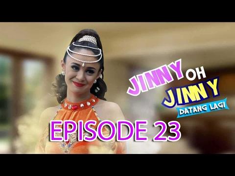 """Jinny Oh Jinny Datang Lagi Episode 23 """"Bola Dan Tahu Bulat"""" - Part 3"""