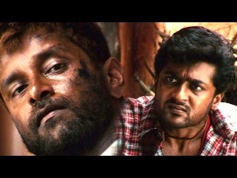 Siva Putrudu Movie || Surya Scolding Vikram Scene || Vikram, Surya, Laila