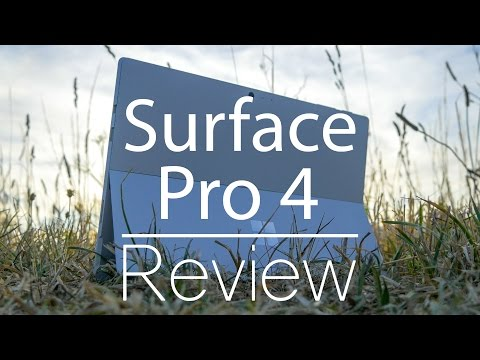 Surface Pro 4 Review: Form is Everything
