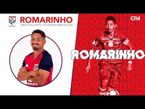 Romarinho Soares-Gremio Prudente/Fortaleza/Lajeade...
