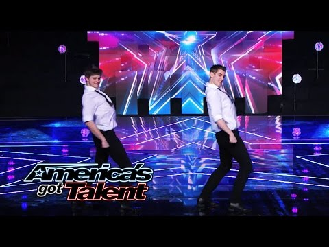 Sean - The young tap duo brings something special to the stage with a unique performance set to an updated version of
