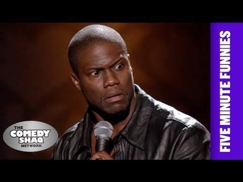 Kevin Hart⎢I am a different kind of parent⎢Shaq's Five Minute Funnies⎢Comedy Shaq