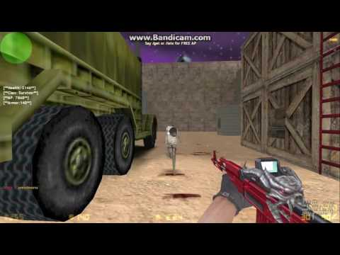 CS 1.6 - Server Zombie Plague 4.3 FreeVip + Ak Balrog Edition + JP [Survivor-MoD]