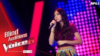 Video พลอย - In The End - Blind Auditions - The Voice Thailand 6 - 19 Nov 2017 MP3, 3GP, MP4, WEBM, AVI, FLV Juni 2018