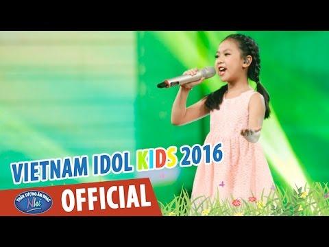LK ĐI HỌC, MẶT TRỜI MỌC TRÊN PLÂY - DIỆP NHI - VIETNAM IDOL KIDS 2016 GALA 2