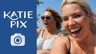 KATIE DRANK TOO MUCH WINE | Vlog 070 | Katie Pix by Katie Pix