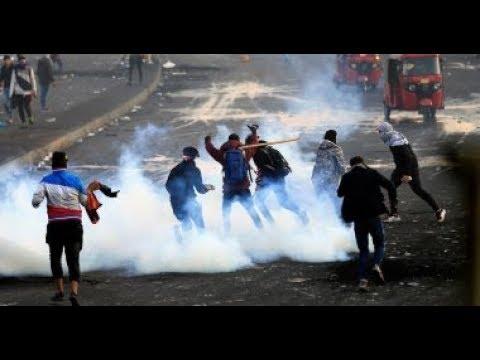 التصعيد مستمر.. آخر مستجدات احتجاجات العراق
