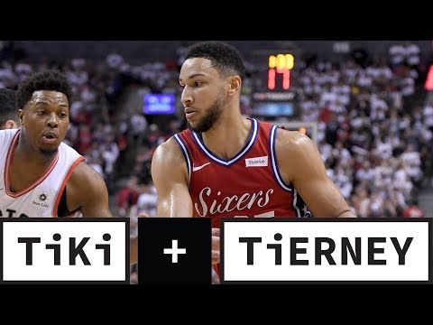 Video: Will Ben Simmons Learn How To Shoot After Getting Max Contract? | Tiki + Tierney