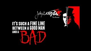 JEKYLL & HYDE - Confrontation (KARAOKE) - Instrumental with lyrics on screen