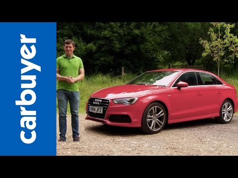 Audi A3 saloon 2014 review – Carbuyer