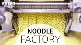 Where Ramen Noodles Come From by Eater
