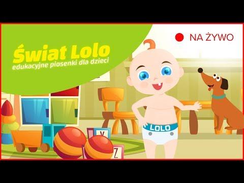 🎈Świat Lolo 🎈🎵 Piosenki 🎵 dla dzieci 🎵 bez końca! 🐶