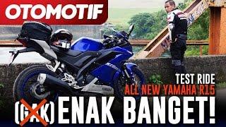 Video Test Ride All New Yamaha R15, Enak Banget! MP3, 3GP, MP4, WEBM, AVI, FLV Desember 2017