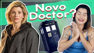 No vídeo de hoje falei sobre a escolha do novo Doctor de Doctor Who, Jodie Whittaker! Me encontrem por aí! Twitter: https://twitter.com/lihhelsing Instagram: ...