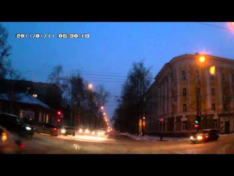 Авария в Вологде