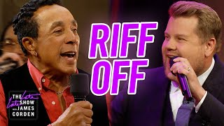 Video Riff-Off w/ Smokey Robinson - Classic Soul v. Modern Soul MP3, 3GP, MP4, WEBM, AVI, FLV Agustus 2019