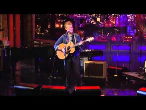 Glen Hansard -Drive all night (видео)