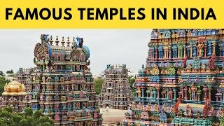 Famous Temple in India important for Government job Exams