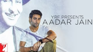 Presenting YRF's new boy - #AadarJain Enjoy & Stay connected with us!► Subscribe to YRF: http://goo.gl/vyOc8o► Facebook: www.facebook.com/aadarjainofficial ► Twitter: https://twitter.com/AadarJain ► Instagram: www.instagram.com/aadarjain/
