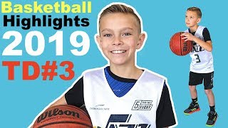 2019 Basketball Highlights & March Madness Bracket Challenge 🏀 Tayden Dyches