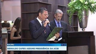 Economista Reinaldo Cafeo é o novo presidente da Acib