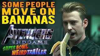 AVENGERS: ENDGAME SUPER BOWL Weird Trailer | FUNNY SPOOF PARODY by Aldo Jones