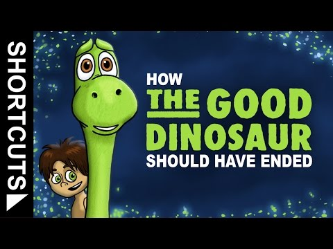 How Pixar s The Good Dinosaur Should Have Ended