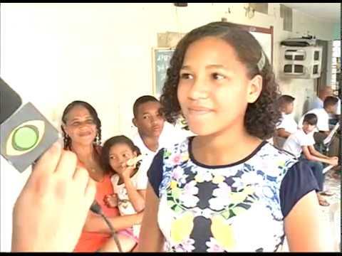 [JORNAL DA TRIBUNA] Projeto Social ensina música para crianças de baixa renda, em Olinda