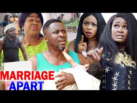 Marriage Apart Complete Season 9 & 10 - Chizzy Alichi/Onny Michael 2020 Latest Nigerian Movie