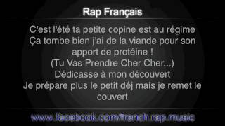 La Fouine Feat. Orelsan - Tu Vas Prendre Cher (Paroles) HD 2011 (Lyrics)
