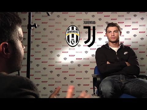 Cristiano Ronaldo Talks About Juventus - Has He Foreseen Everything? - Interview HD