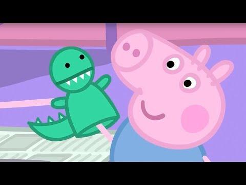 Peppa Pig en Español Capitulos Completos - Los títeres -  Dibujos Animados