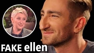 Video Polish Guru Fakes Being on the Ellen Show MP3, 3GP, MP4, WEBM, AVI, FLV Juli 2018