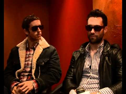 Adam Levine interview on Maroon 5 music videos