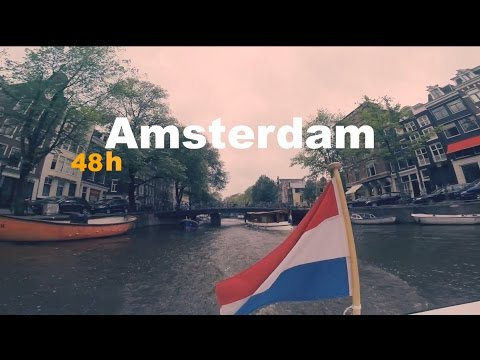 GoPro: 48 Hours in Amsterdam