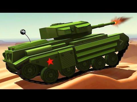 МАШИНЫ МОНСТРЫ Игровой мультик про машинки танки тачки для детей мультфильм гонки на машинах MMX