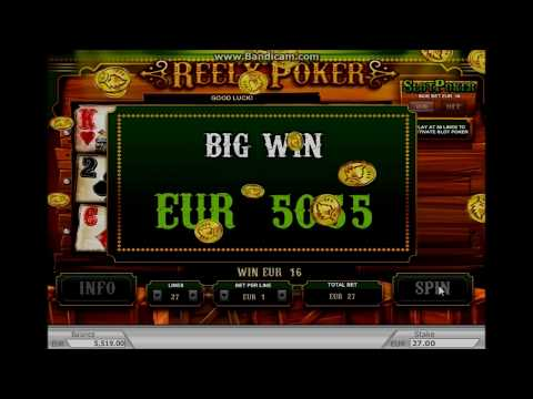 My favorite online slots for real money – BIG WIN 4500€ profit !