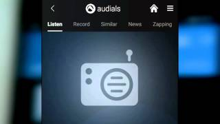Audials Radio YouTube video