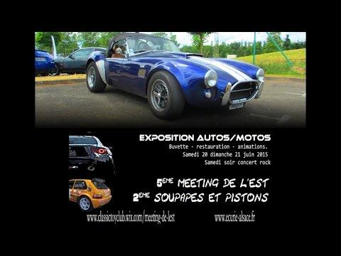 Les yeux et les Mini-z de Mon Automobile Club étaient au deuxième Soupapes & Pistons à Gresswiller (67). Voici les images