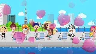 LINE PLAY - Your Avatar World YouTube 视频