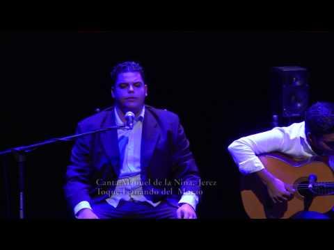Final I Certamen Provincial de Cante Flamenco 1/2