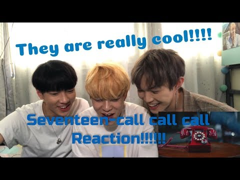 Video SEVENTEEN(세븐틴) CALL CALL CALL MV REACTION Eng Sub[PODTV Third episode] download in MP3, 3GP, MP4, WEBM, AVI, FLV January 2017